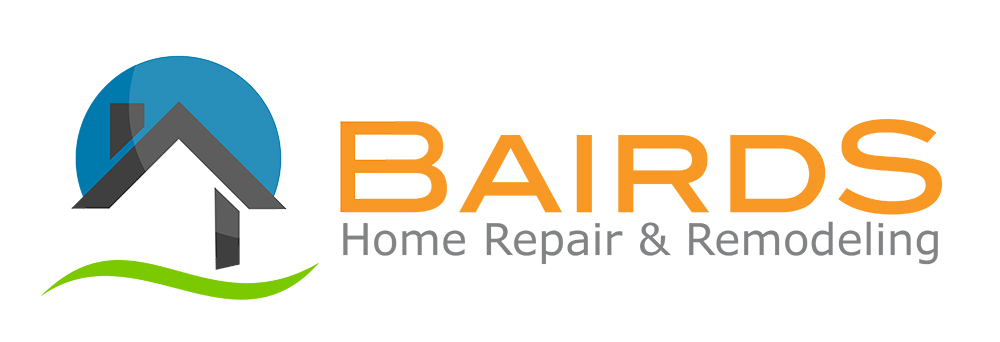 Bairds Repair and Remodeling Logo by Rimshot Creative
