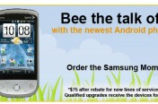 NationLink Wireless Bee-the-Talk-of-the-Town Web Ad