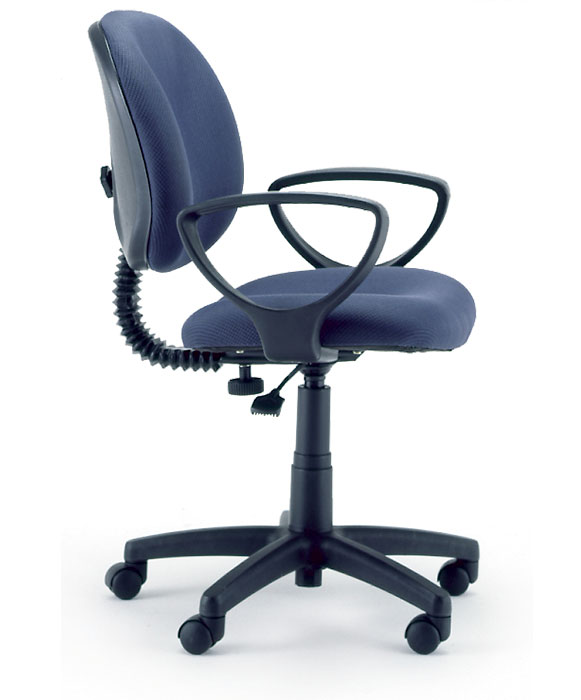 NDI Office Furniture Blue Chair