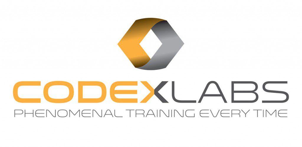 Codex Labs logo by Rimshot Creative