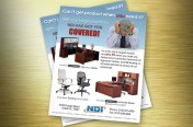 NDI Office Furniture Promotional Flyer