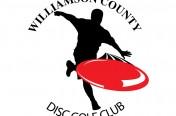 Williamson County Disc Golf Club Logo by Rimshot Creative