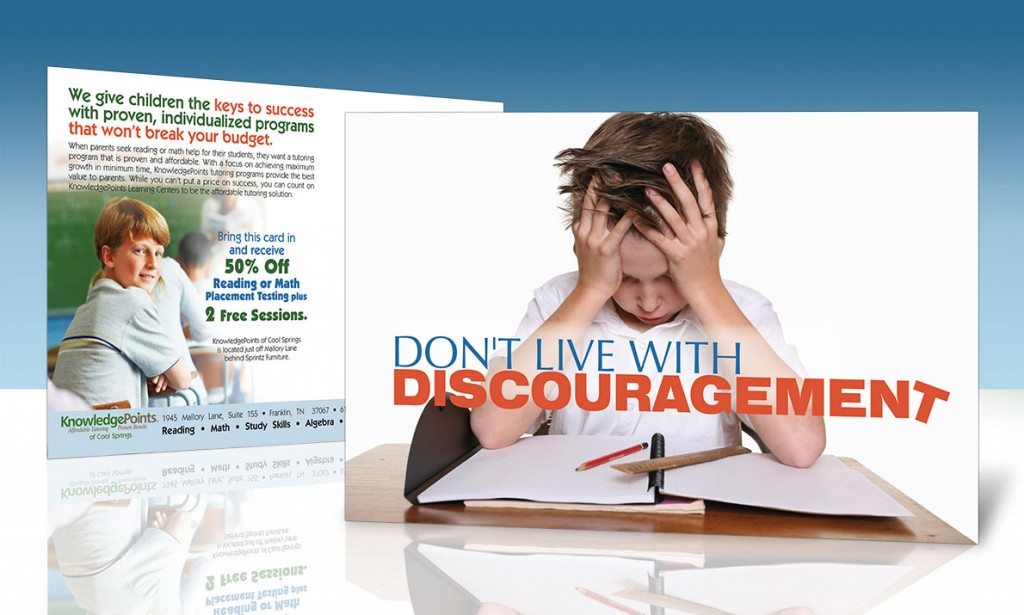 Knowledge Points Postcard by Rimshot Creative