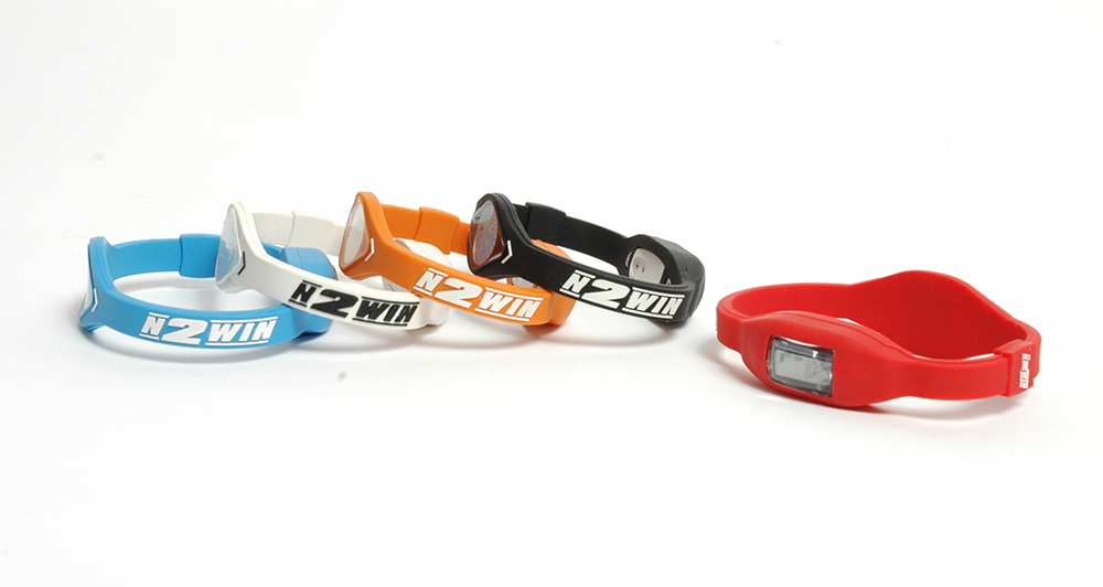 N2Win Wrist Bands Photo by Rimshot Creative