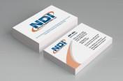 NDI Office Furniture Business Cards