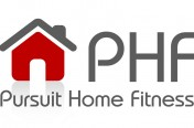 Pursuit Home Fitness Logo by Rimshot Creative