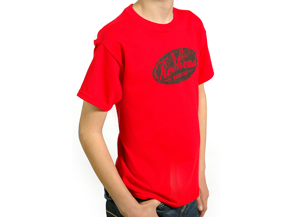 Red Head Express T-shirt Photo by Rimshot Creative