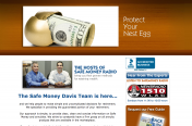 Safe Money Davis Website
