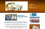 Safe Money Davis Website by Rimshot Creative