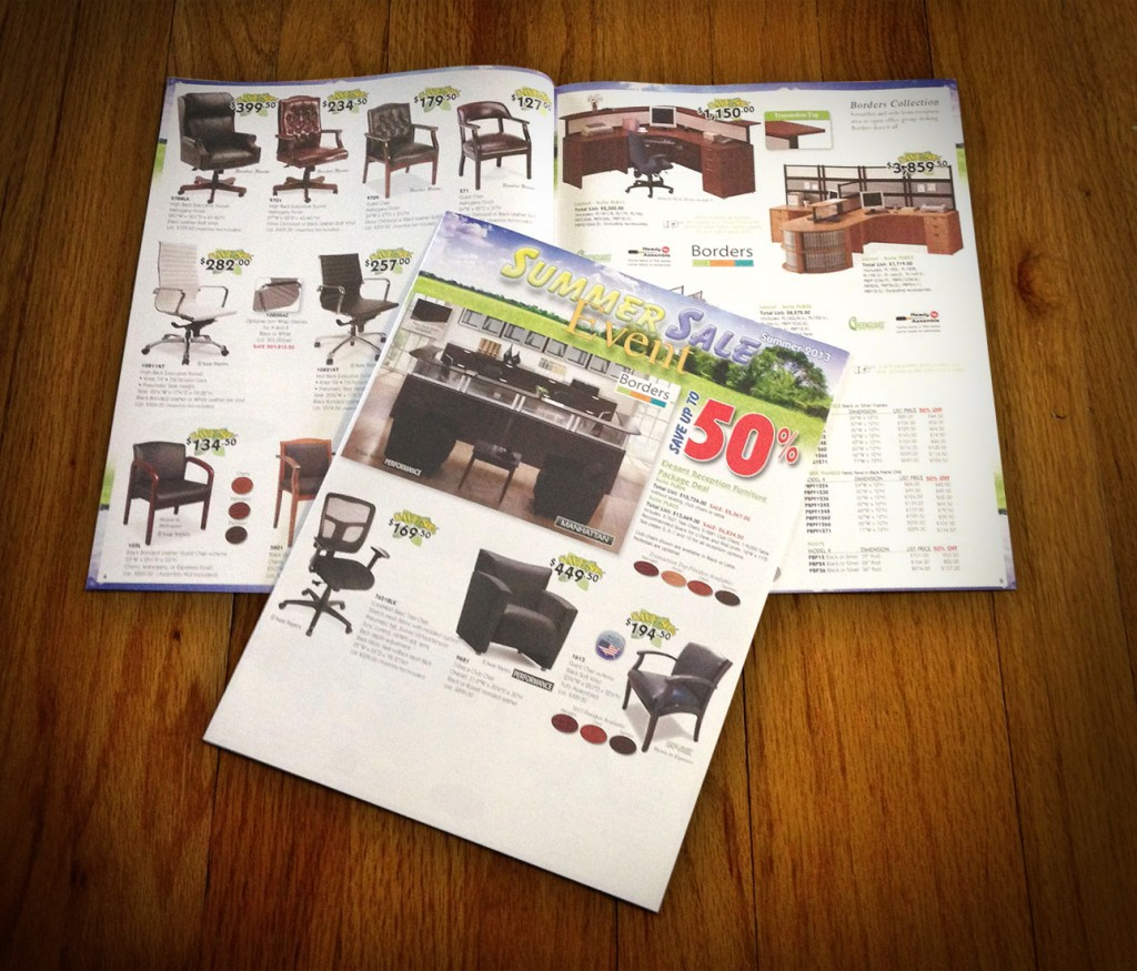 NDI Office Furniture Flyer