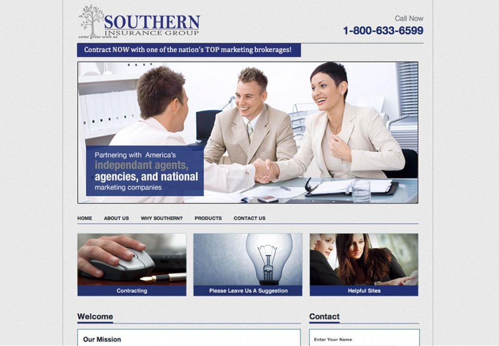 The Southern Insurance Group Site