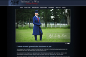 Tailored to Win Website