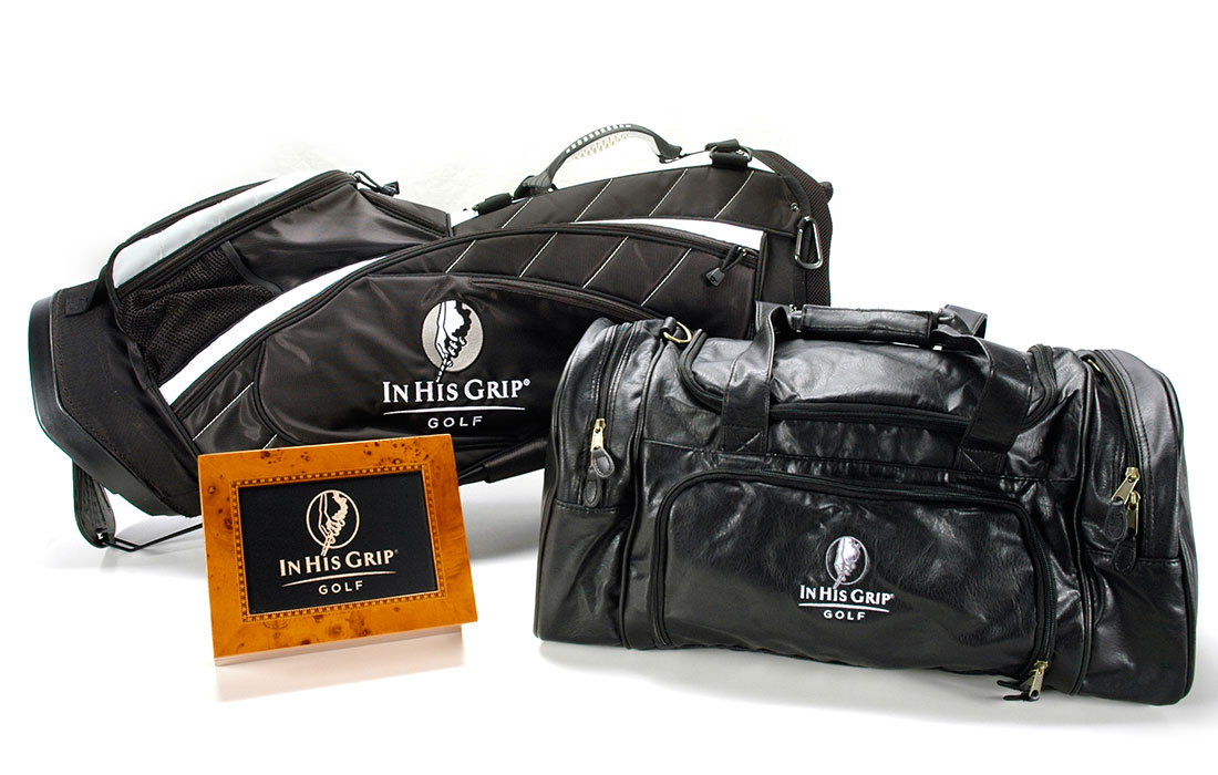 In His Grip Team Awards by Rimshot Creative