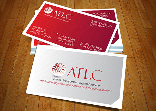 Business Cards from Rimshot Creative