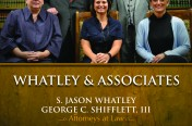 Whatley and Associates Print Ad