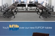 Performance Flip Top Tables Ad