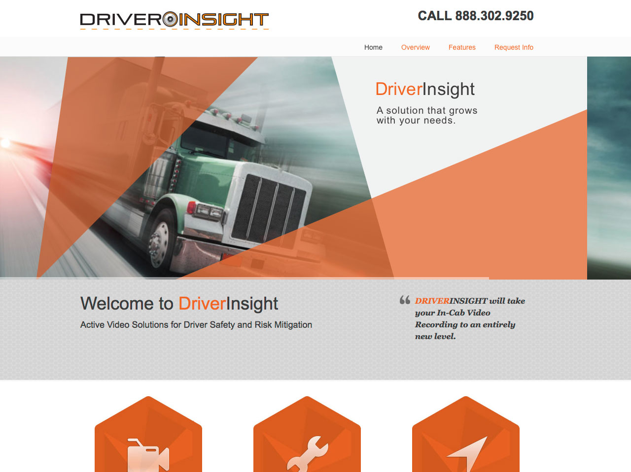DriverInsight Website