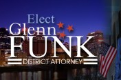 Facebook Page Banner for Glenn Funk for District Attorney