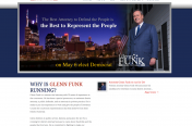 Glenn Funk for District Attorney Website
