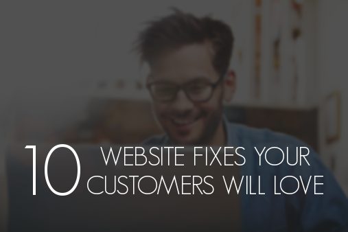 10 things you can do to improve your website