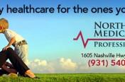 Northside Mediacal Professionals Billboard