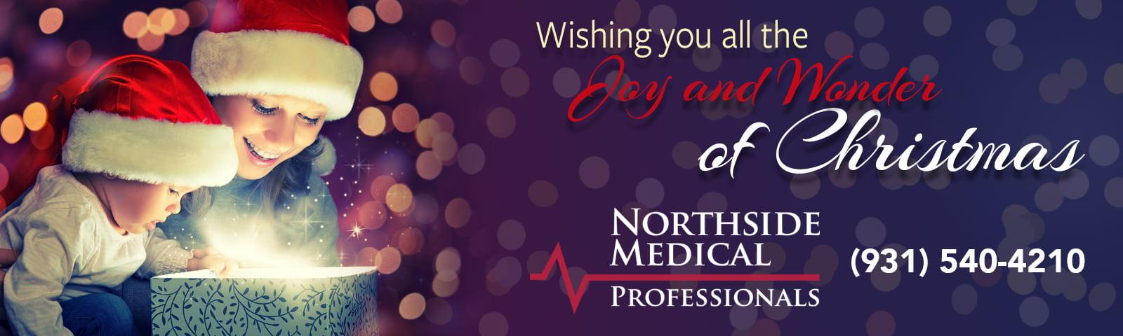 Northside Medical Professionals digital sign