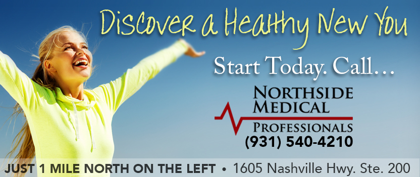 Northside Medical Professinals Jan 16 Billboard