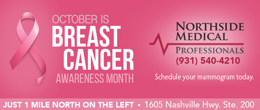 Northside Medical Professionals October Billboard