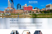 Spectrum Health Partners Website Design