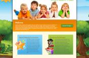 Christ Childrens Academy Website Design